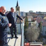 Gradonačelnik obišao gradilište novog Vatrogasnog doma (VIDEO)