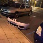 "HIT NA DRUŠTVENIM MREŽAMA Vozač sa parkinga odvezao ""pola"" auta (FOTO)"