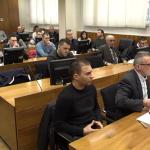 U sudnici prikazani SNIMCI IZ KOBNE NOĆI: Prije UBISTVA ŠRAFCIGEROM nije bilo svađe između Bilčara i Milovanovića