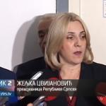 Cvijanović-Јerinić: Zajednički nastup srpskih stranaka neophodan zbog brojnih izazova (VIDEO)