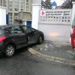 JEZIVE SCENE Smrskan automobil koji je vozila Dea Đurđević prekriven TRAGOVIMA KRVI (FOTO)