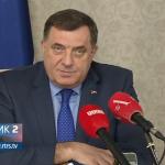 Dodik poručio Izetbegoviću: Republika Srpska izraz volje srpskog naroda! (VIDEO)