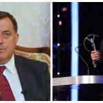 Dodik čestitao Đokoviću na nagradi za najboljeg sportistu svijeta