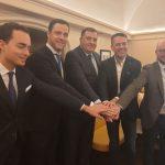 Dodik u Beču sa austrijskim vicekancelarom; Dogovorena i stranačka saradnja (VIDEO)