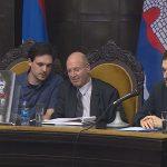 """Promovisana monografija Gideona Grajfa """"Јasenovac - Aušvic Balkana"""" (FOTO i VIDEO)"""