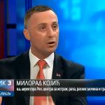 Kojić: Sarajevo da sarađuje i dostavi dokumentaciju (VIDEO)