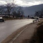Teška nesreća kod Novog Goražda: Granične policajce iz SMRSKANOG AUTOMOBILA izvlačili vatrogasci
