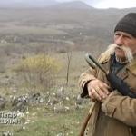 LIKA RAĐA SAMO HRABRE 18 godina samoće, Petar Šijan, selo Prljevo, Lika (VIDEO)