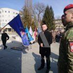 Lukač na obilježavanju 25. godina Sedmog odreda Specijalne brigade policije