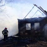 Radovan Prodan, mještanin Gornjeg Jelovca ostao na ledini, kuća izgorjela do temelja