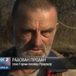 RVI i borac VRS Radovan Prodan ostao bez kuće (VIDEO)