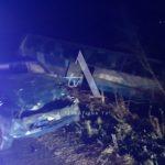 Stravična nesreća, jedna osoba poginula FOTO