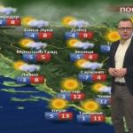 U ponedjeljak sunčano i prohladno, u Hercegovini jaka bura (VIDEO)