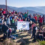 """Tradicionalni planinarski pohod """"Pozdrav proljeću"""" (FOTO)"""