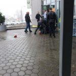 """Pokušaj pljačke """"Sberbanke"""" u Cazinu, ranjen radnik obezbjeđenja"""