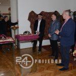 Prijedor: Otvorena izložba Nemanjići - rađanje kraljevine (FOTO i VIDEO)