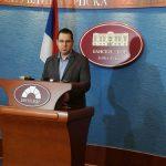 Kovačević: Poštujemo odluku SDS, smatrali smo da je potreban širi blok (VIDEO)