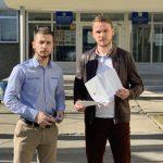 Stanivuković i Begić ne mogu da dobiju zaštitu SIPA