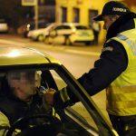 Alkohol u krvi kod petine vozača u Srpskoj: Uhapšeno 85 TEŠKO PIJANIH za volanom