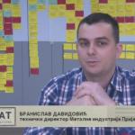 Metalna industrija Prijedor poslodavac za primjer (VIDEO)