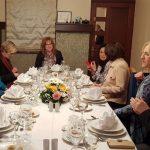 Cvijanovićeva počasna gošća na večeri sa ambasadorkama u BiH (FOTO)