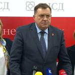 Dodik: Nećemo odustati od vojne neutralnosti zbog formiranja vlasti na nivou BiH (FOTO i VIDEO)