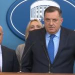 Dodik: Danas u Sarajevu o formiranju Savjeta ministara (VIDEO)