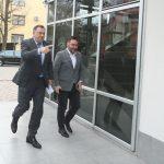 DOGOVOR O FORMIRANJU SRPSKOG BLOKA Počeo sastanak Dodika i Borenovića