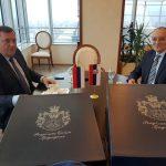 Dodik i Nikolić razgovarali o aktuelnoj situaciji u Srpskoj i BiH