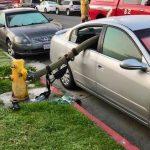 VATROGASCI MU OČITALI LEKCIJU: Vozač doživeo VELIKU NEPRIJATNOST jer je parkirao pored hidranta (FOTO)