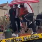 """Novi skandal u Splitu: Vaterpoliste bacali u more, """"spalili"""" Pupovca (VIDEO)"""