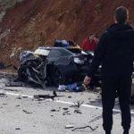Stravična saobraćajna nesreća: Jedna osoba poginula, a tri teško povrijeđene FOTO