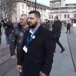 Nihad Aličković jurišao i na Vučića u Potočarima