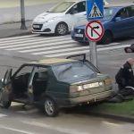 KAO U FILMOVIMA Policija Hrvatske jurila za migrantima koji su se vozili u automobilu registracija BiH (VIDEO)