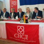 VRH SNSD U OMARSKOJ Dodik: Žene su odane i posvećene partiji