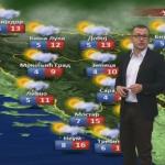 U utorak oblačno s kišom (VIDEO)