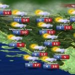 U četvrtak sunčano i toplije (VIDEO)