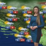 U utorak kiša i snijeg, kasnije prestanak padavina (VIDEO)