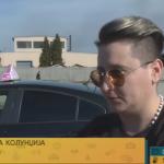 Zorica Kolundžija jedina taksistkinja u Prijedoru (VIDEO)