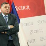 Dodik: Napad na Bogdanića nedopustiv