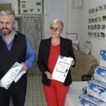 """Udruženje """"Anemona"""" iz Švedske dobila inhalatore (VIDEO)"""