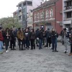 Srednjoškolci iz Bolonje tokom ekskurzije u jednodnevnoj posjeti Prijedoru (VIDEO)