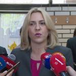 """Predsjednica Srpske posjetila djecu Doma """"Rada Vranješević"""" (FOTO i VIDEO)"""