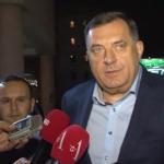 Dodik u I. Sarajevu: Gotovo da nema objekta u čijoj izgradnji nije učestvovao SNSD (VIDEO)