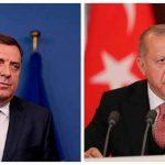ODAZVAO SE NA LIČNI POZIV ERDOGANA Dodik ponovo putuje, evo kada će se sastati sa liderom Turske