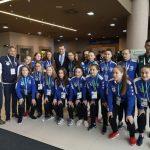 Dodik u Beogradu posjetio žensku fudbalsku reprezentaciju Republike Srpske