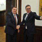 PODRŠKA PRIJATELJA Vlada Srbije odobrila 9,3 miliona evra za projekte u Srpskoj