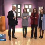 Prijedor: Tri mlade umjetnice na prvoj samostalnoj izložbi (VIDEO)