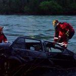 Mladić automobilom sletio u Drinu i poginuo