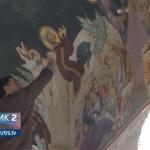 Pokrenut humanitarni broj 1412 za izradu freski manastira Klisina (VIDEO)